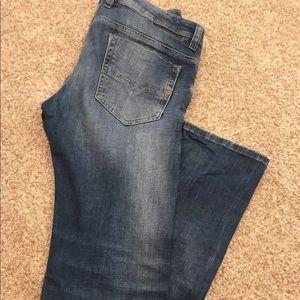 Men's Diesel Regular Slim Straight Jeans 30x34